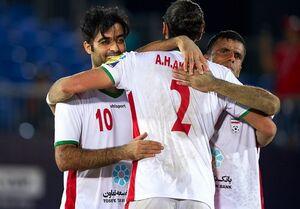 فیلم/ خلاصه فوتبال ساحلی ایران ۶-۳ اسپانیا