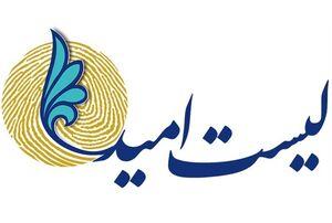 حکیمیپور: لیست امید را در سال ۹۴ شراکتی، رفاقتی و وراثتی بستند