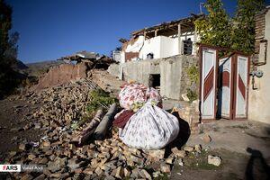 فیلم/ روند اسکان زلزلهزدگان و مشکل آنها
