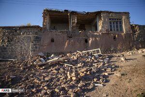 بیشتر خانههای تخریبی در زلزله اخیر بناهای فرسوده بودهاند