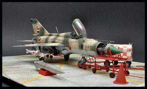 نیروی هوایی مصر جنگندههای ذخیره خود را به سوریه میفروشد / تزریق جان تازه به ناوگان جنگندههای میگ۲۱ سوری پس از ۲ سال +عکس