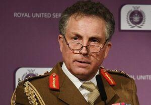 رئیس ستاد مشترک ارتش انگلیس: ایران، روسیه و چین امنیت ما را به چالش میکشند