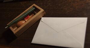 نامه نمایه