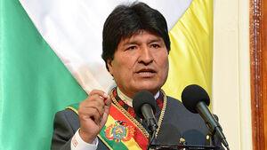فیلم/ مردم بولیوی بخاطر کودتای آمریکایی به خیابان آمدند