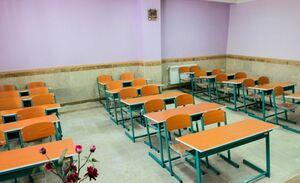 فیلم/ عصبانیت مجری تلویزیون از غلط املایی فاحش در تابلوی یک مدرسه!