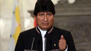 اوو مورالس رئیس جمهور بولیوی