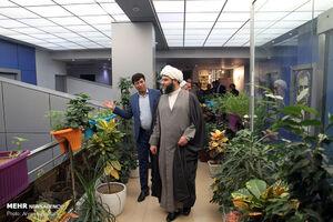 سفر رئیس سازمان تبلیغات اسلامی به سنندج