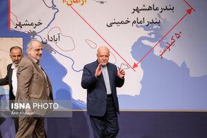 وزیر نفت: مخزن نفتی کشف شده جدید با هیچ کشوری مشترک نیست