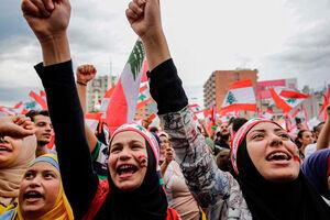 تداوم اعتراضات در لبنان؛ بانکها همچنان تعطیل هستند