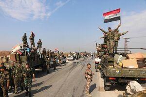 جزئیات اهداف عملیاتی ارتش سوریه در جنوب شرق ادلب