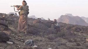ائتلاف سعودی در یمن دست به دامان تروریستهای القاعده شد + نقشه میدانی و عکس