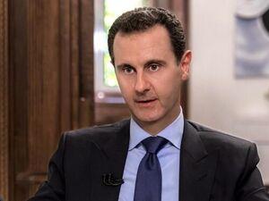 بشار اسد: تحریمها، تلاش ناامیدانه غرب برای ساقط کردن حکومت دمشق است - کراپشده