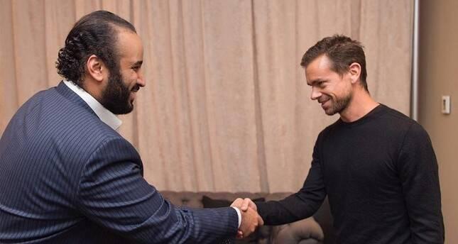 ارتباط پشت پرده عربستان با توییتر برای سرکوب مخالفان؛ در دیدار بن سلمان و جک دورسی چه گذشت؟