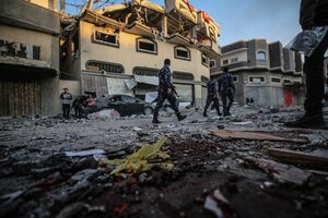 آسوشیتدپرس: مصر برای توقف درگیریها در غزه در حال رایزنی است