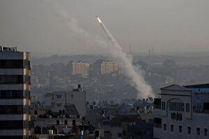 پاسخ موشکی فلسطین به ترور«بهاء ابوالعطا»