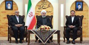 روحانی: تلاش دولت تکمیل طرحهای نیمهتمام بهجای آغاز یک طرح جدید است