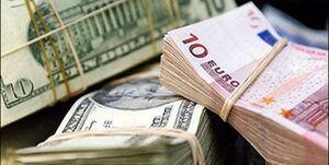 افزایش 55 تومانی نرخ دلار + جدول