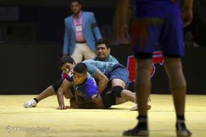مسابقات کبدی قهرمانی جوانان جهان