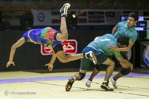 نوجوانان ایران قهرمان کبدی جهان شدند