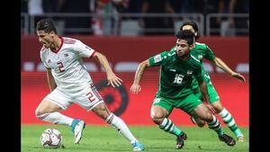 عکس/ نتایج بازیهای قبلی ایران و عراق