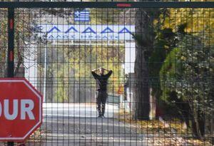 بلاتکلیفی یک داعشی در مرز
