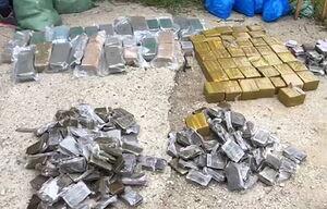 کشف 440کیلو مواد مخدر در مسکو
