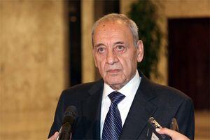 «نبیه بری» لبنان را به کشتی در حال غرق تشبیه کرد
