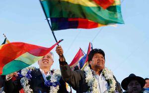 مورالس: آمریکا یک توطئهگر بزرگ و در پشت پرده کودتا در بولیوی بود