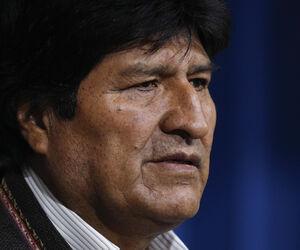 مورالس: امیدوارم در سریعترین زمان ممکن به بولیوی بازگردم