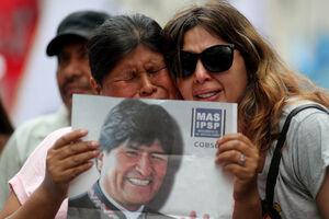 «اوو مورالس»؛ از اوج محبوبیت تا سقوط یک رئیسجمهور +عکس و فیلم