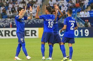 تیم منتخب دیدار رفت فینال لیگ قهرمانان آسیا +عکس