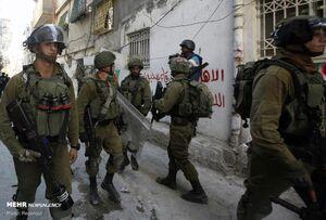 تیراندازی نظامیان اشغالگر به راهپیمایی مسالمتآمیز فلسطینیان