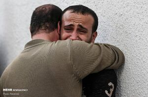 عکس/ حملات رژیم صهیونیستی به غزه