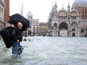 «رم» در «ونیز» سیلزده وضعیت فوقالعاده اعلام کرد
