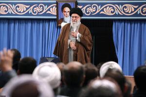 عکس/دیدار میهمانان کنفرانس وحدت اسلامی با رهبرانقلاب