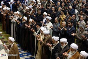 عکس/ شکوه وحدت اسلامی در نماز جمعه تهران