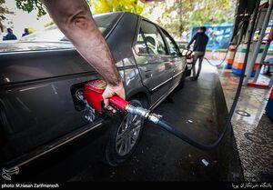 هر باک بنزین ۵ هزار تومنی همتی چقد آب میخوره؟
