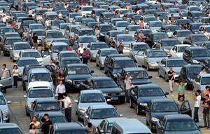 تصویر جعلی اعتراض مردم چین به قیمت سوخت