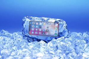 چگونه عمر باتری گوشی خود را در فصل سرما افزایش دهیم؟