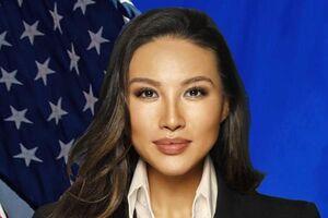 رسوایی برای یک مقام زن آمریکایی +عکس
