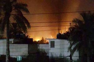وقوع انفجار در میدان التحریر بغداد +عکس