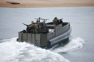 شناور جدید تندرو برای ارتش امارات+عکس