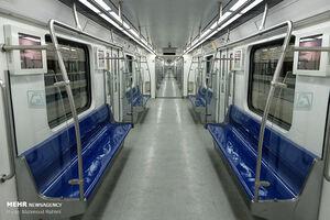 افزایش خدماترسانی در خط ۵ مترو