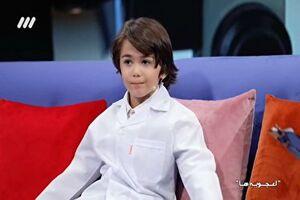 فیلم/ نخبه ۷ ساله در برنامه اعجوبهها