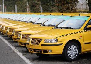 سهیمه بنزین تاکسیهای دوگانهسوز افزایش یافت +جدول