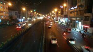 عکس/ وضعیت عادی در خیابانهای تهران