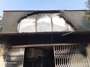 عکس/ مغولان قرن ۲۱ سیزده هزار کتاب را به آتش کشیدند