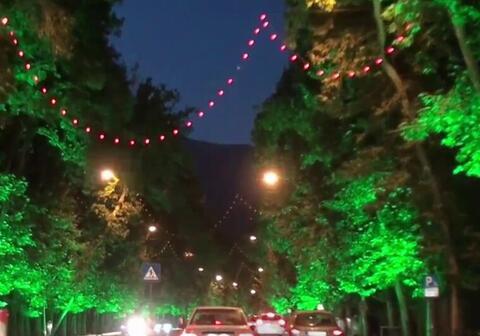 فیلم/ هم اکنون آرامش در شهر تهران