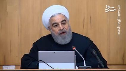 فیلم/ قول روحانی به مردم درباره کمکهای معیشتی