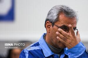 عکس/ دادگاه رسیدگی به متهمان قاچاق ارز و پولشویی